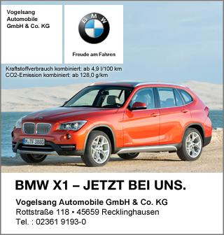 weiter zu BMW Autohaus Vogelsang